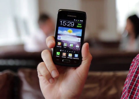 Galaxy W có giá 8,5 triệu. Ảnh: Geek.