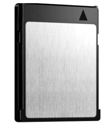 Loại thẻ mới có kích thước gần với thẻ SD nhưng dày và sâu như CF.