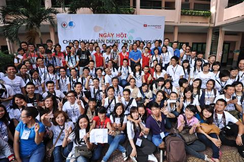 350 nhiếp ảnh gia và tình nguyện viên tham gia sự kiện năm nay.