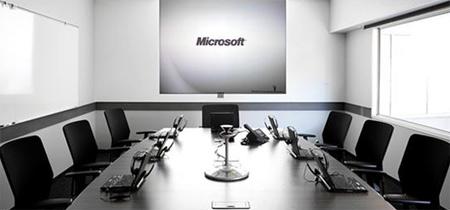 Phòng thí nghiệm CIE của Microsoft.
