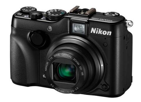 Nikon Coolpix P7100.