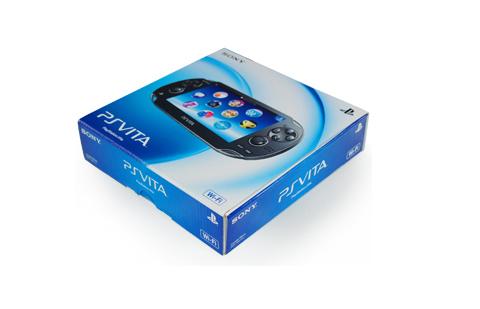 Mẫu PS Vita về Việt Nam đầu tiên là phiên bản chỉ có Wi-Fi.