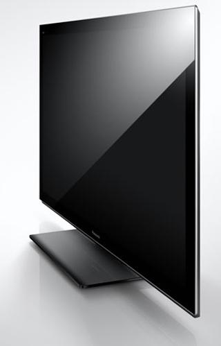 Mẫu Plasma tới từ Panasonic đẹp không thua kém Samsung D8000 và Sony HX925.