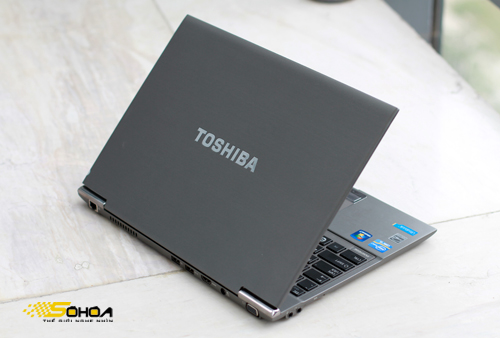 Toshiba Portégé Z830. Ảnh: Tuấn Hưng.