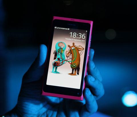 N9, một trong những thiết kế đẹp nhất năm. Ảnh: Quốc Huy.