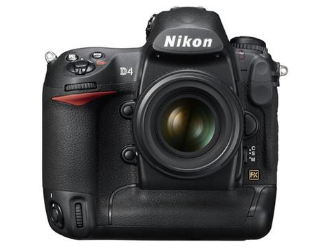 Nikon D4 sẽ ra mắt vào đầu năm sau. Ảnh minh họa.