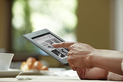 Điện thoại Kindle có thể có giá rẻ và cấu hình tương đối. Ảnh: imacmob.