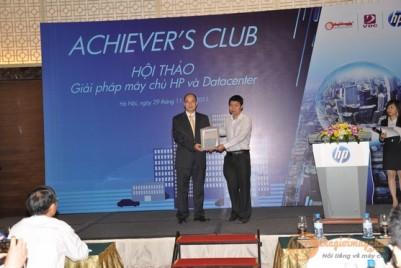 Lễ ra mắt đối tác ESSN giữa HP và Nhất Tiến Chung tại Hà Nội
