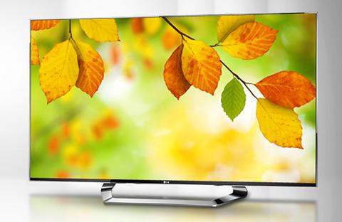TV OLED đầu tiên và lớn nhất thế giới.