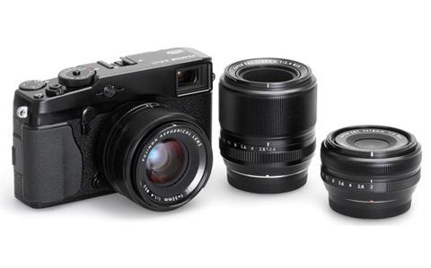 Máy ảnh của Fujifilm có giá không rẻ.