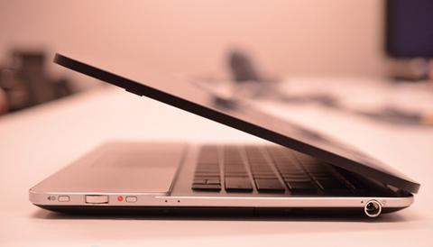 Ultrabook HP có cấu hình khá.