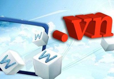 Chỉ khoảng 20% doanh nghiệp đăng ký tên miền .vn.