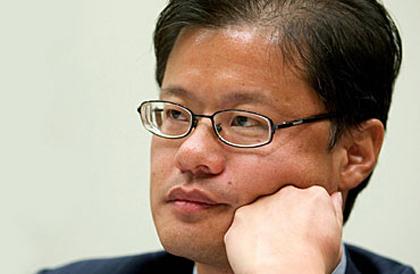 Jerry Yang, đồng sáng lập Yahoo. Ảnh: BusinessWeek.