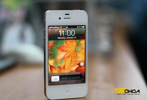 iPhone 4S của Apple vẫn
