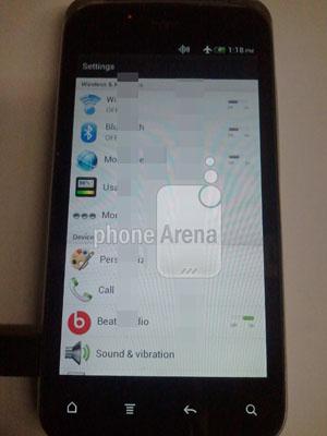 Đây sẽ là một model nữa có hỗ trợ Beats Audio của HTC.