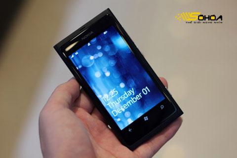 Dòng Lumia của Nokia sẽ giới thiệu ở Việt Nam tháng sau. Ảnh: Tuấn Anh.