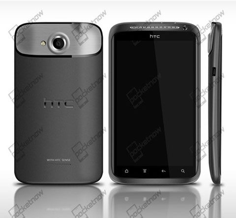 HTC sẽ có điện thoại lõi tứ. Ảnh: Pocket-lint.