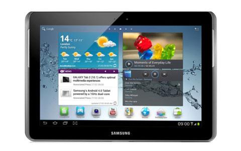 Hình ảnh Galaxy Tab 2 (10.1).