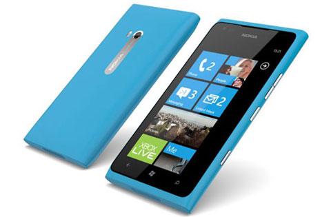 Lumia 900 bản quốc tế sẽ bán trong quý II.