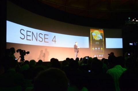 Sense 4.0 hướng vào hình ảnh và âm nhạc. Ảnh: Gizmodo.