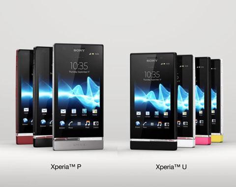 Hai sản phẩm của Sony có thiết kế bên ngoài khá giống nhau.