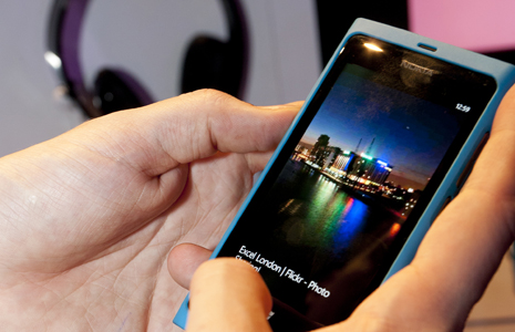 Điện thoại Lumia chạy Windows Phone sẽ có thêm tính năng phát sóng Wi-Fi trong thời gian tới. Ảnh: Betanews.