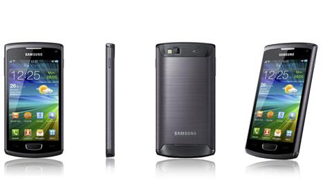 Wave 3 là mẫu smartphone đỉnh cao nhất chạy Bada.