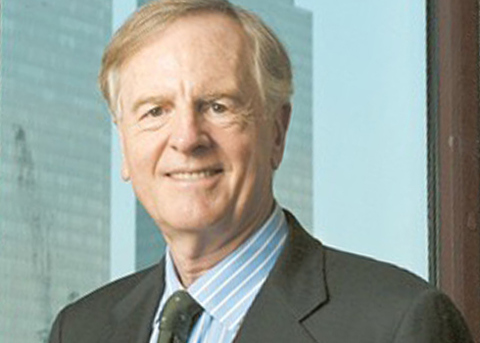 John Sculley, cựu CEO Apple.
