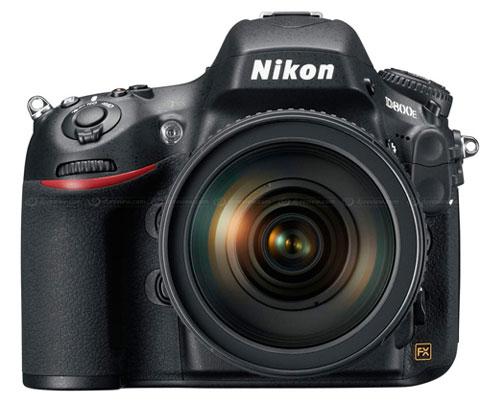 D800E dành cho nhiếp ảnh gia chụp hình chuyên nghiệp.
