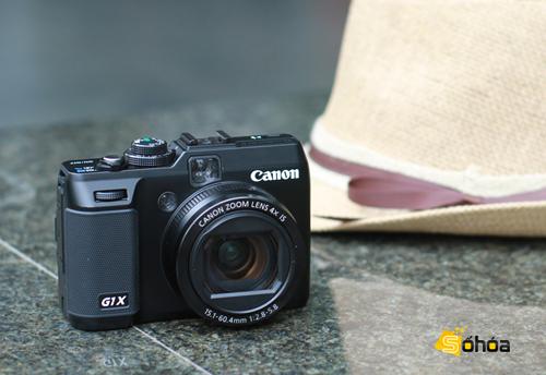Canon PowerShot G1 X.