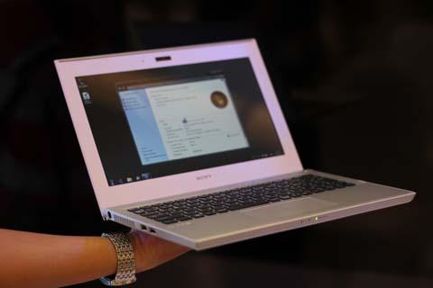 Vaio T đã bắt đầu có mặt trên thị trường. Sony cho biết, các model này nhắm tới người dùng thích sự di động và làm việc nhanh khi máy có thể khởi động tức thời ở chế độ ngủ. Bên cạnh đó, Vaio T cũng có pin khỏe, thời gian chờ lâu.