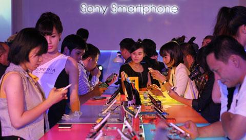Dòng Xperia mới của Sony đã có mặt trên thị trường và tiếp tục thêm 4 sản phẩm trong tháng 7.