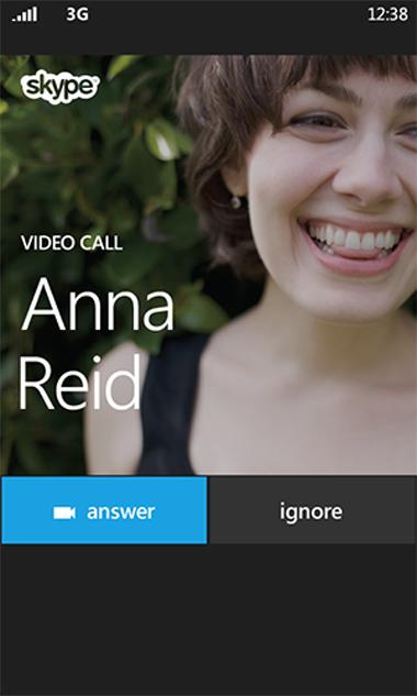 Skype và VoIP được tích hợp.