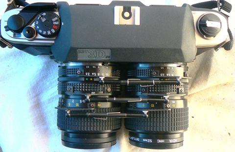 Máy ảnh nikon độ chụp 3d rao bán giá 800 usd - 3