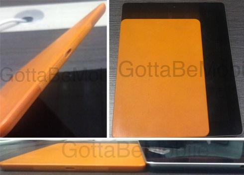 iPad Mini nhỏ hơn, mỏng hơn, dock kết nối bé hơn và có 2 loa.