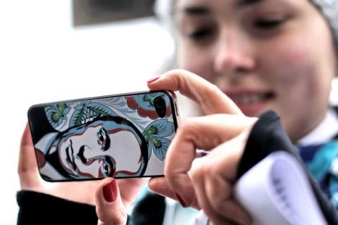 Nga có tiềm năng phát triển smartphone mạnh mẽ.