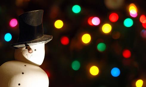 Kinh nghiệm chụp hình Giáng sinh đẹp lung linh