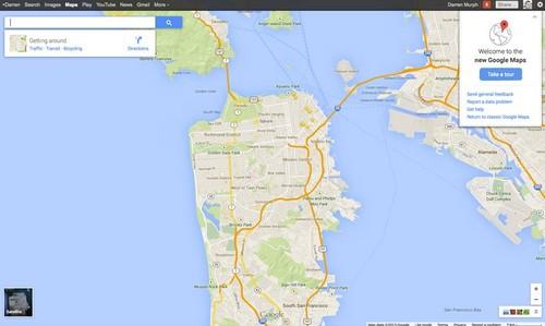 Google Maps đổi diện mạo, biến thành mạng xã hội thu nhỏ?
