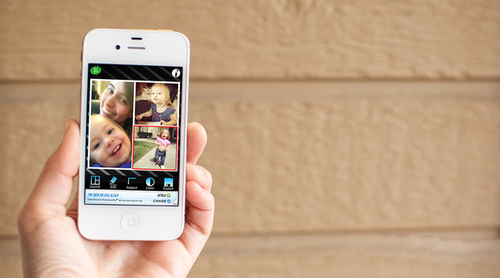 Apps like Pic Stitch, Diptic, and Frame Magic make it easy to combine multiple photos into one.   Read more: http://www.businessinsider.com/get-better-at-instagram-2013-6?op=1#ixzz2XICn9KbP