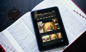 Cấu hình tablet giá rẻ mới của Amazon giống Kindle Fire HD 7 inch