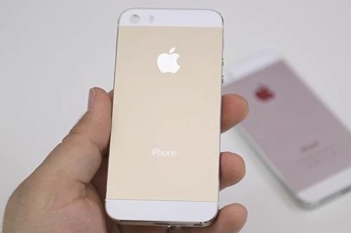 iPhone 5s đặc biệt vì có Touch ID