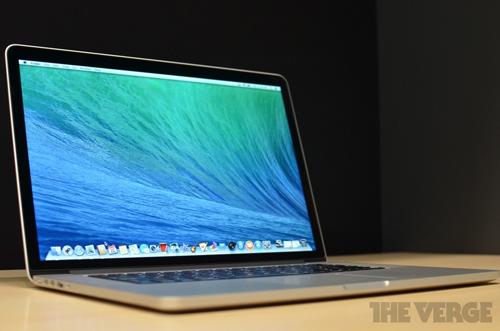 Ảnh thực tế macbook pro retina 13 và 15 inch