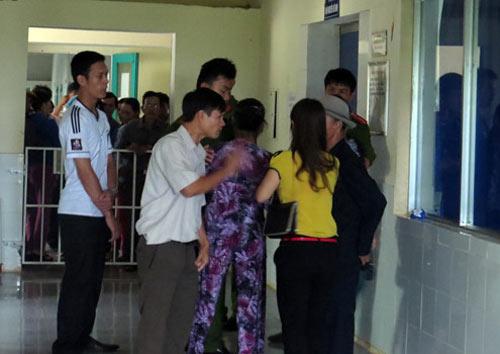 Liên quan đến 3 trẻ sơ sinh sau khi tiêm vắcxin viêm gan B ngày 20-7-2013 tại bệnh viện Đa khoa Hướng Hóa (Quảng Trị)