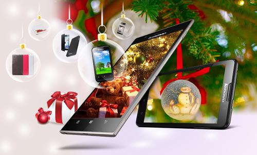 Mua smartphone Lenovo tại FPT nhận quà Giáng sinh