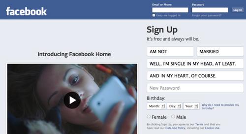 """Một phụ nữ ở Australia đã bất ngờ phát hiện chồng mình cưới vợ hai sau khi cô vợ mới này  thay đổi tình trạng hôn nhân của mình trên Facebook là """"Married"""" để """"khoe"""" mình giờ theo họ chồng là Keyet."""