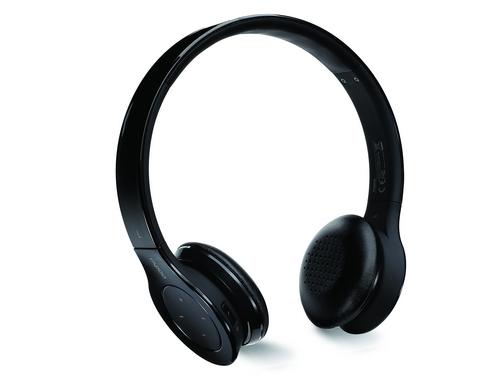Rapoo H6060 phiên bản màu đen bóng cứng cáp.