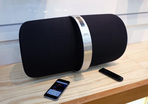 Viso 1 AP AirPlay có thể nghe nhạc qua AirPlay hoăc kết nối trực tiếp.