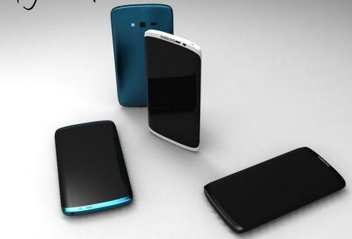 Mẫu thiết kế Samsung Galaxy S5