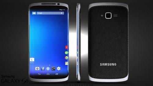 Mẫu thiết kế Galaxy S5