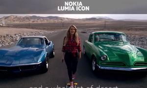 Nokia tung quảng cáo chê Samsung Galaxy S4